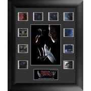 Trend Setters Freddy Vs Jason Mini Montage FilmCell Presentation Framed Vintage Advertisement