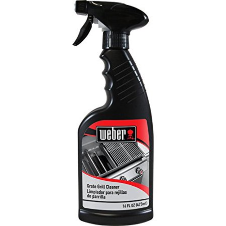 Grill Cleaner Spray - Professional Strength Degreaser - Non Toxic 16 oz Cleanser By Weber