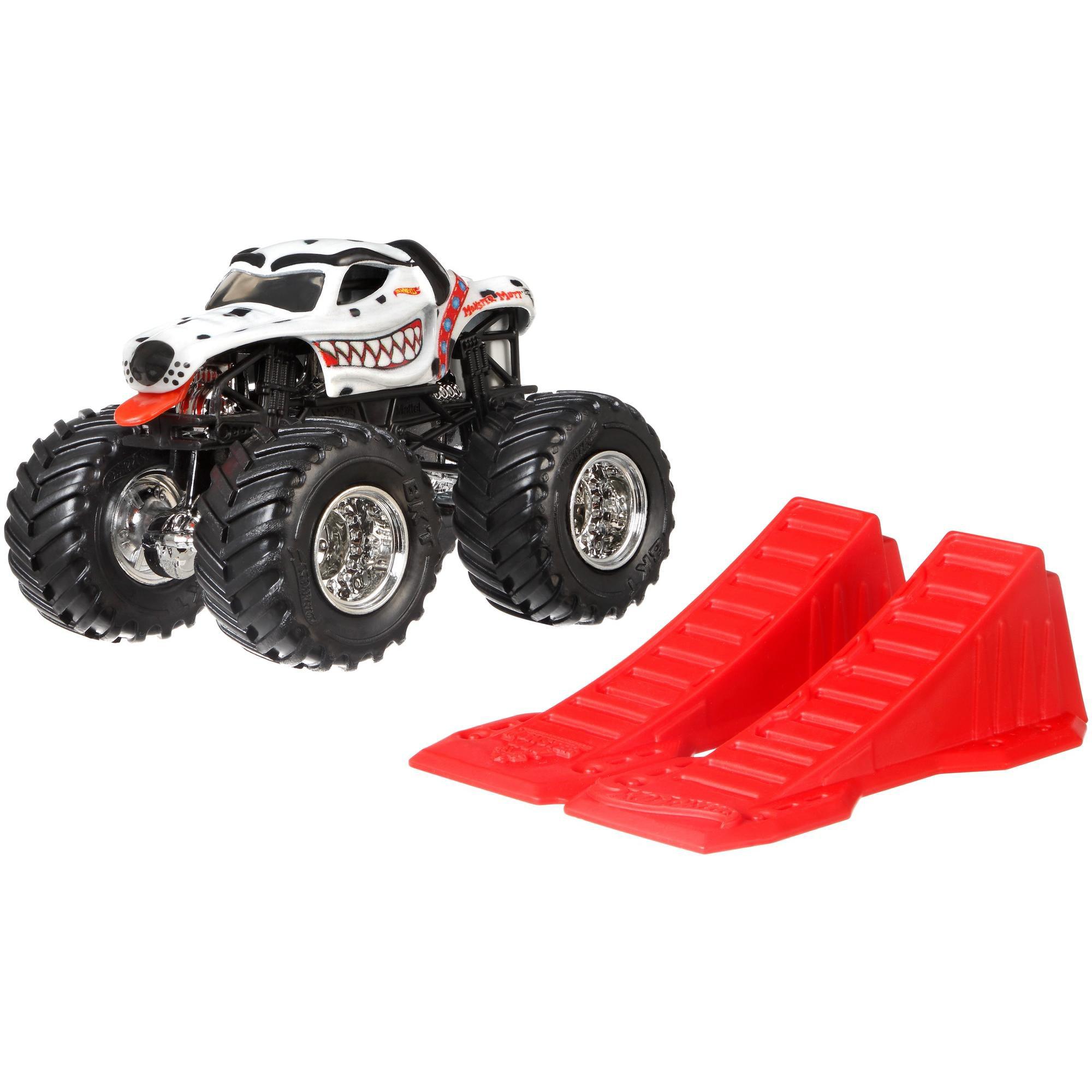 Hot Wheels Monster Jam Monster Mutt Dalmation Vehicle by Mattel
