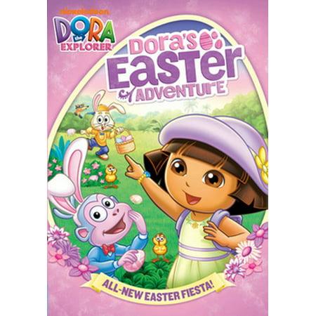 Dora the Explorer: Dora's Easter Adventure (DVD) - Teenage Dora The Explorer