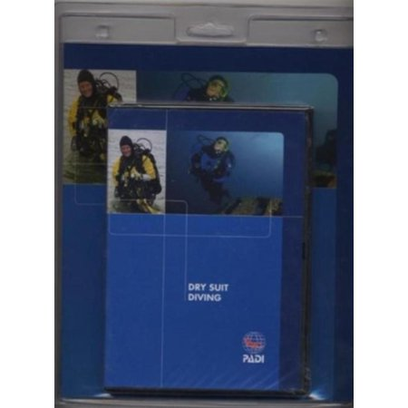 Dry Suit Diving Crew Pack Training Materials for Scuba Divers, Includes One Dry Suit Diving Manual By - Padi Dive Tables