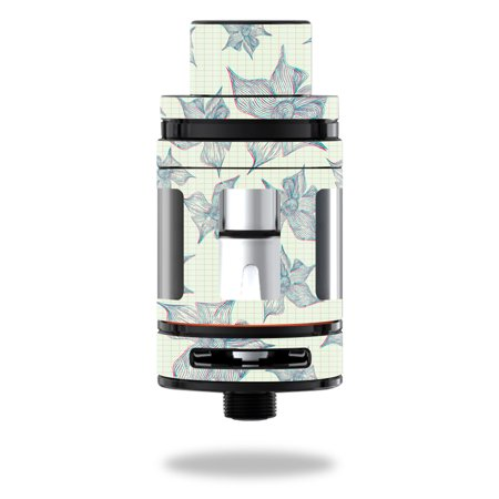 Skin Decal Wrap for Smok Mini TFV8 Big Baby Beast stickers 3d