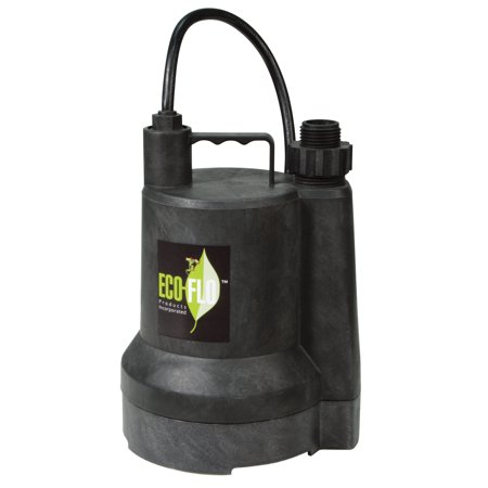 Euro Utility Pump (Eco Flo SUP54 1/6 HP Submersible Utility Pump )