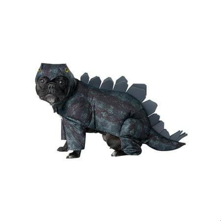 Stegosaurus Pet Halloween - Halloween Pet Cartoons