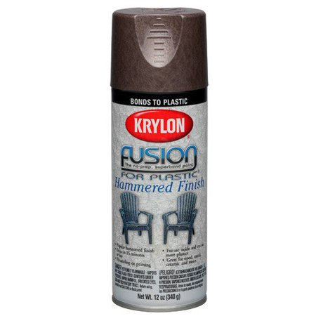 krylon fusion hammered finish for plastic spray paint. Black Bedroom Furniture Sets. Home Design Ideas