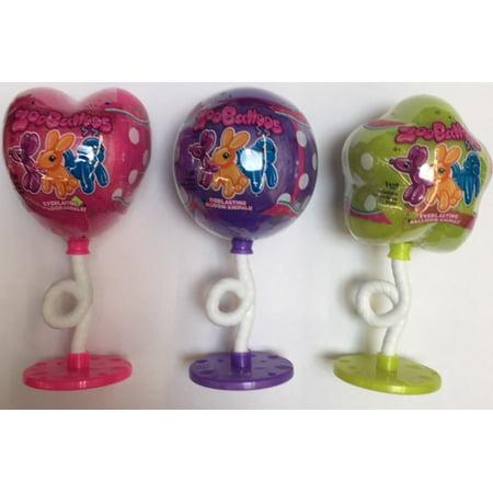 Zooballoos Figures