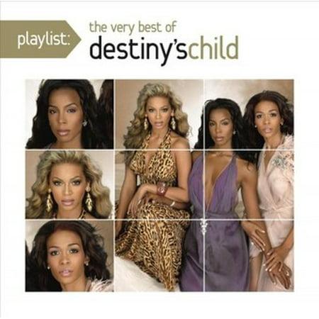 Destiny's Child - Playlist: The Very Best Of Destiny's Child (CD) (Halloween Song Playlist For Children)