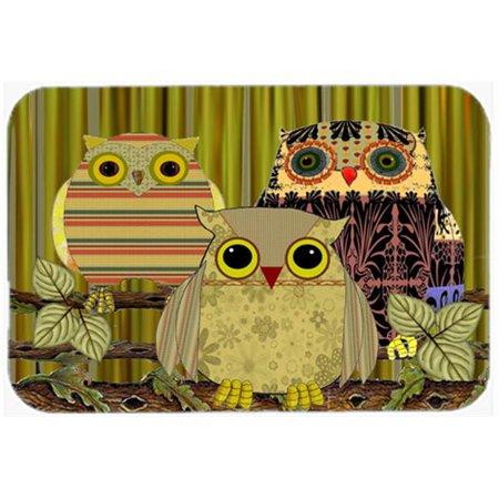 Carolines Treasures Pjc1091cmt Fall Wisdom Owl Kitchen