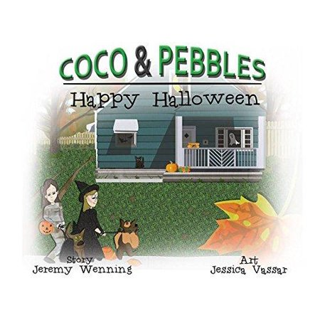 Coco & Pebbles Happy Halloween