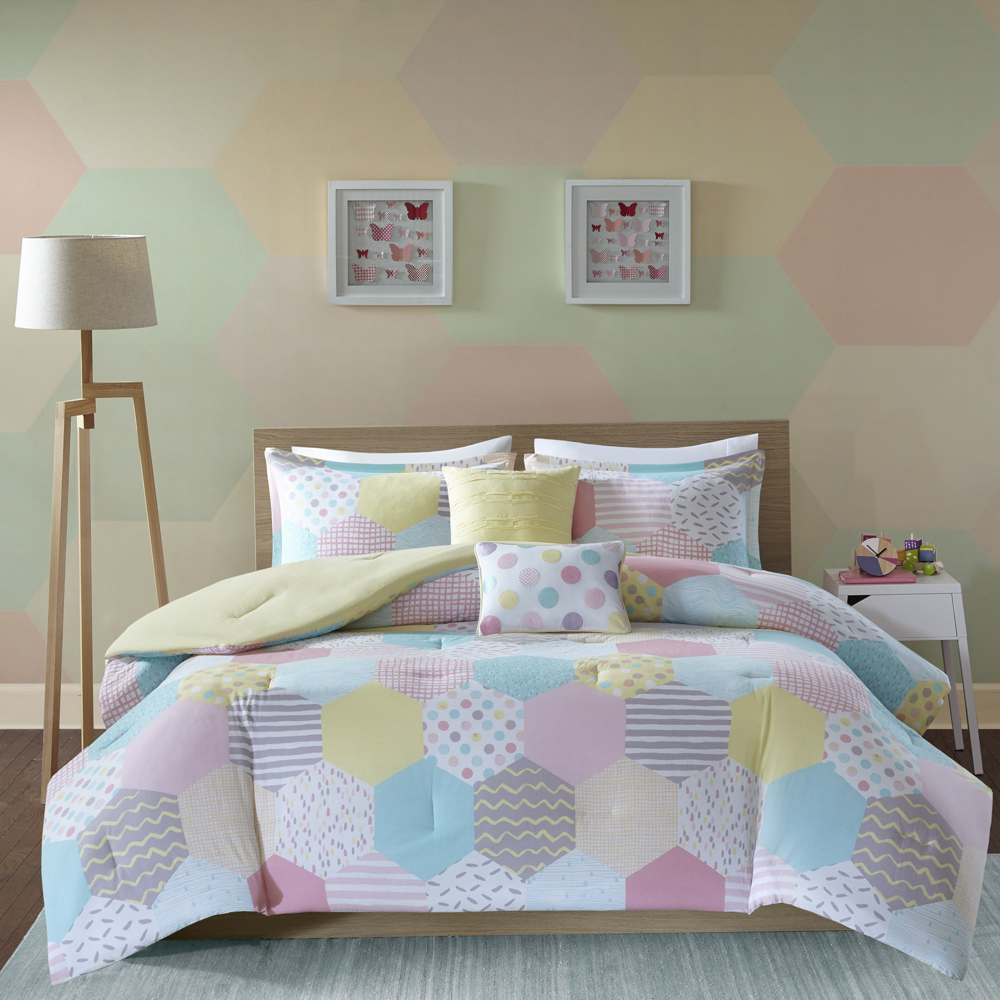 Home Essence Kids Tana Cotton Comforter Bedding Set
