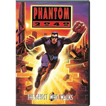 Phantom 2040: The Ghost Who Walks - Ghost Walk London Halloween