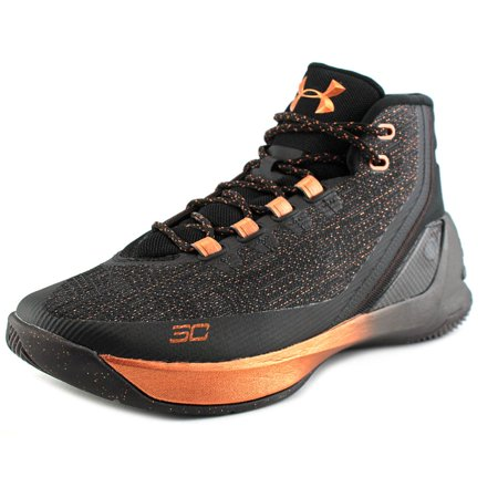5af6be74d2be Under Armour - Under Armour Curry 3 ASW Men Round Toe Synthetic Black  Basketball Shoe - Walmart.com