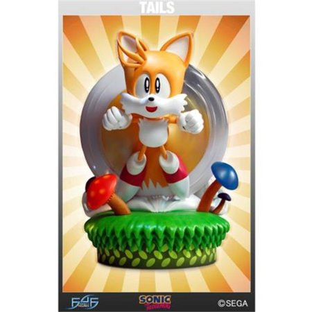 Sonic The Hedgehog And Tails (Gaming Heads F4F034 Tails Classic Sonic the Hedgehog)