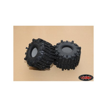 4wd Tires And Wheels - RC 4WD Z-T0084 Mud Slinger Clod TXT-1 Tires (pr) RWDZ-T0084