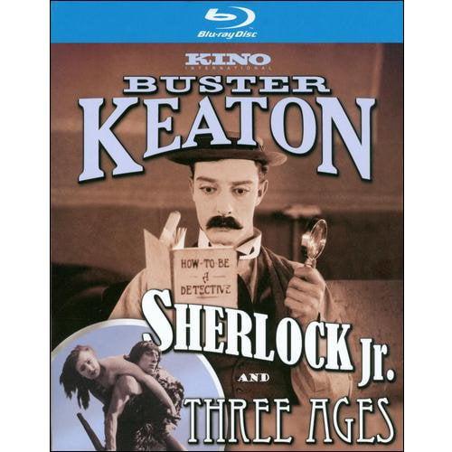 Sherlock Jr. / Three Ages (Special Edition) (Blu-ray)