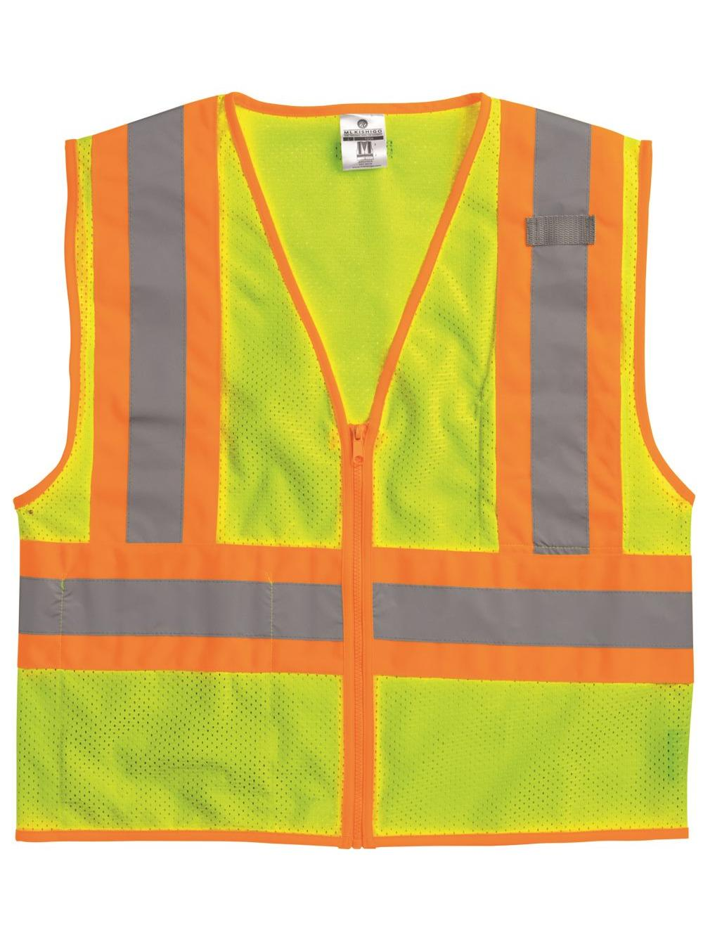 ML Kishigo Workwear Ultra-Cool™ Mesh Contrasting Vest