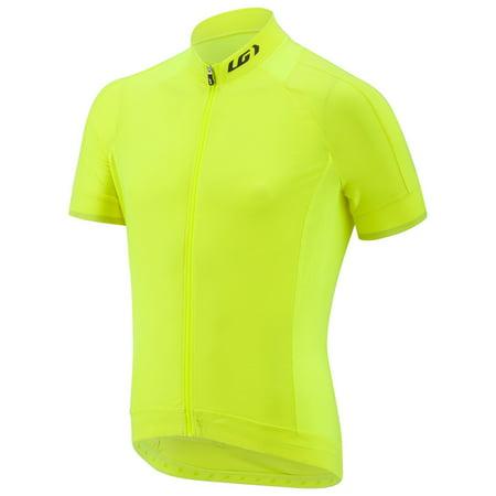Louis Garneau Lemmon 2 Men's Jersey Bright Yellow SM