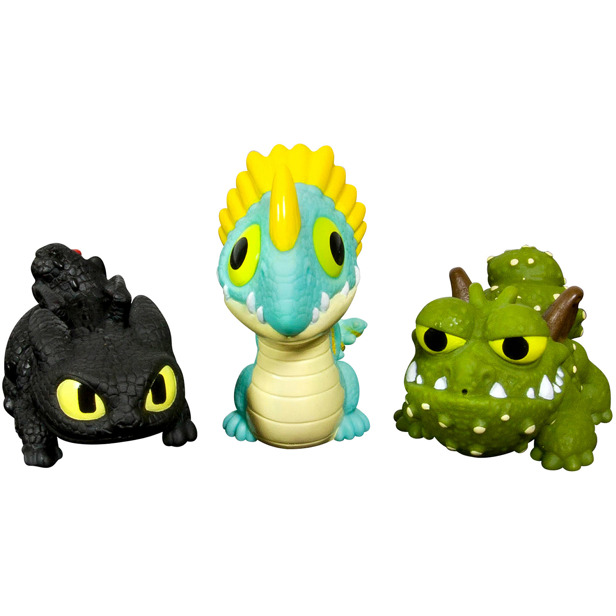 DreamWorks Dragons How to Train Your Dragon 2 Squirt and Float