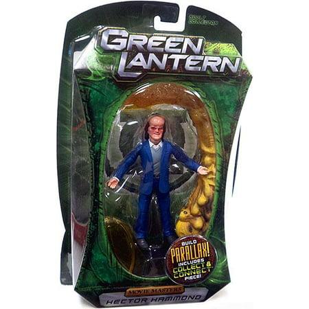 Green Lantern Movie Hector Hammond (Green Lantern Movie Movie Masters Series 4 Hector Hammond Action)
