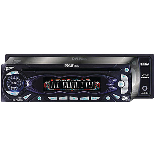 AM/FM Receiver Auto Loading CD/ MP3 Player