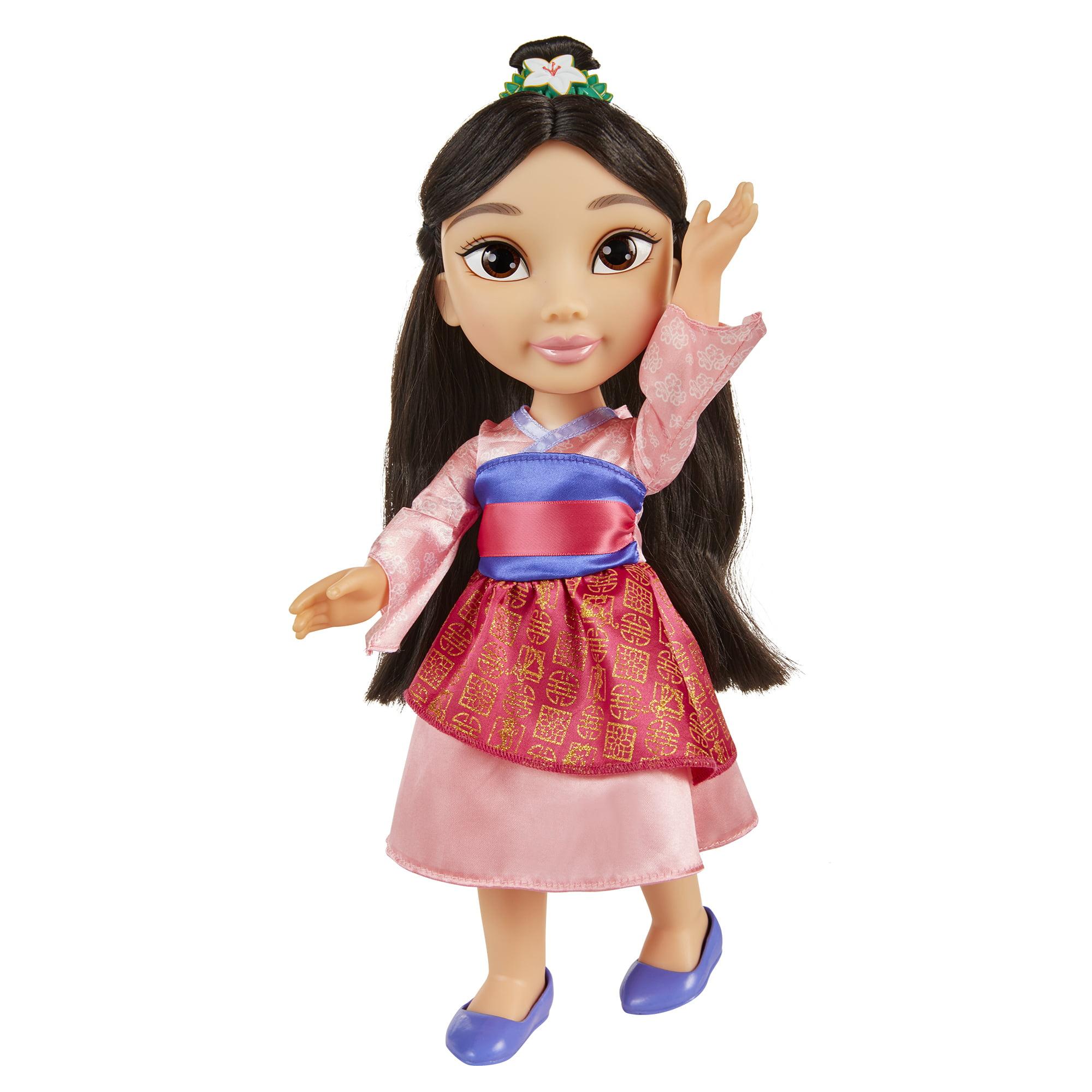 Disney Princess Toddler Mulan by Jakks Pacific
