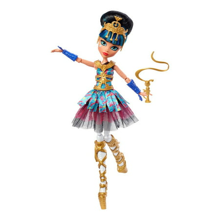 Cleo De Nile Makeup (Monster High Ballerina Ghouls Cleo De Nile)