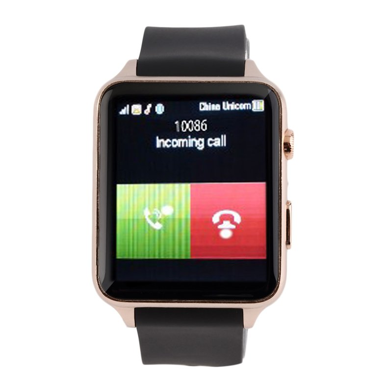 Hot Sale Synchronous two-dimensional code Anti-lost Pedometer GT88 Bluetooth Smart Watch Wirst Watch Phone Mate For... by