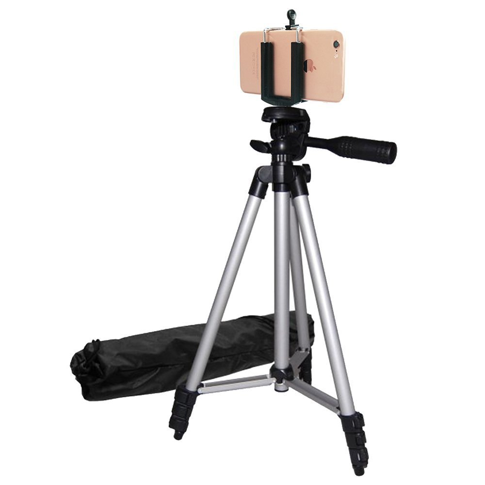 Limo Studio Limo Studio Digital Photography 50 Camera Camcorder Tripod With Deluxe Tripod Carrying Bag, Liwa89