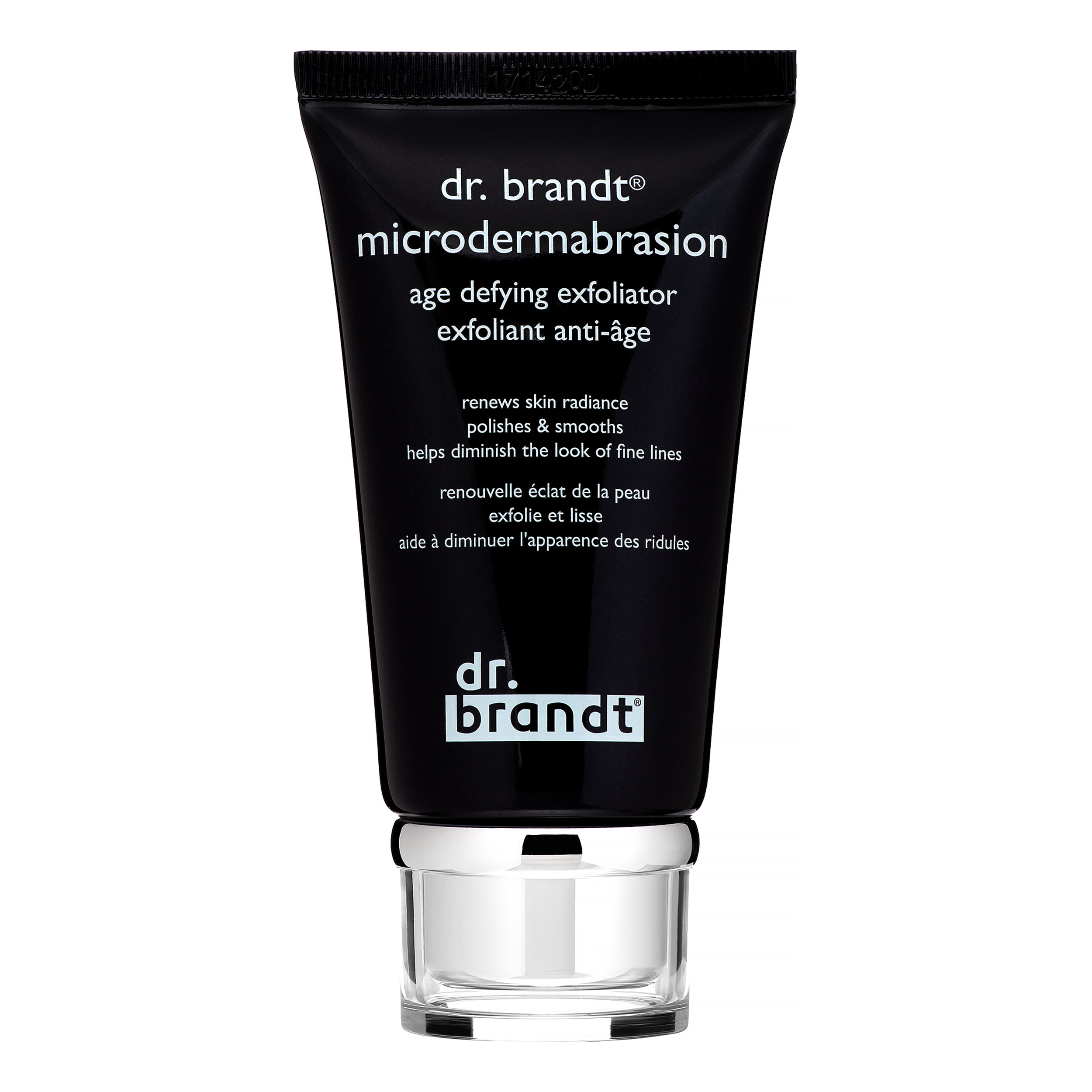 Dr. Brandt - ($79 Value) Dr. Brandt Microdermabrasion Age Defying Skin  Exfoliant, 2 Oz - Walmart.com - Walmart.com