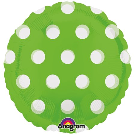 Anagram Bright Happy Polka Dotted Summertime 18