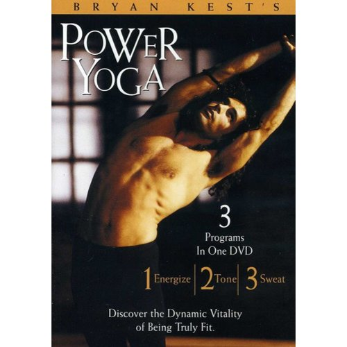 Bryan Kest's Power Yoga: 1 Energize / 2 Tone / 3 Sweat