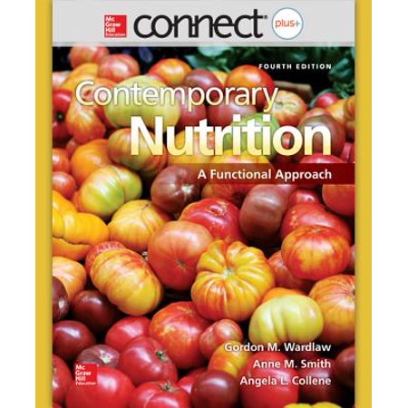 Connect Access Card for Contemporary Nutrition: A Functional Approach, 9780078127168, Printed Access Code, 4