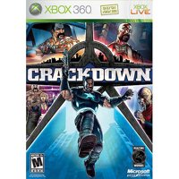 Crackdown - Platinum Hit (Xbox 360)
