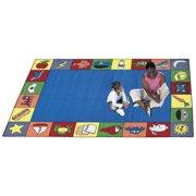 Joy Carpets Jump Start Kids Area Rug