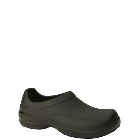 TredSafe Unisex Pepper Deluxe Slip Resistant Work Shoe (Mens Slip Resistant Shoes)