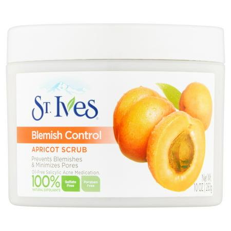 St  Ives Acne Control Apricot Face Scrub 10 Oz