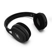 OnEar Sport Wired Hdphones Blk