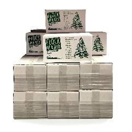 Peak Seasons 11105 Christmas Tree Snow-Bond Flock, ... - Peak Seasons 11105 Christmas Tree Snow-Bond Flock, White - 5 Lbs