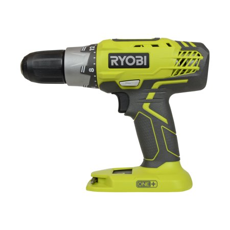 "Ryobi Tools P277 18V ONE+ 1/2"" Lithium-Ion Cordless Drill Driver, Bare"