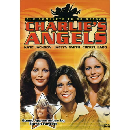 Charlie's Angels: The Complete Third Season ( (DVD)) (Halloween Charlie's Angels)