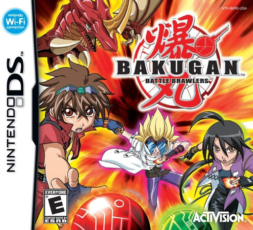 Bakugan Battle Brawlers for Nintendo DS