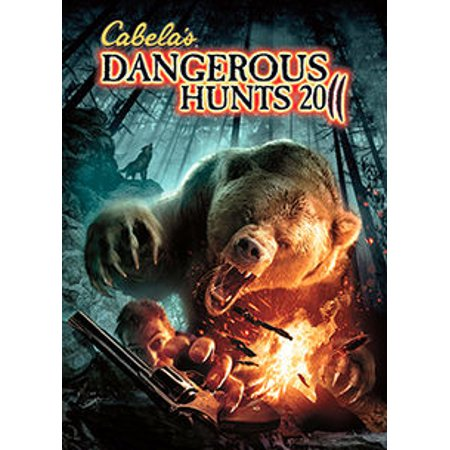 Cabelas Plate - Cabelas Dangerous Hunts 2011 - Nintendo Wii (Refurbished)