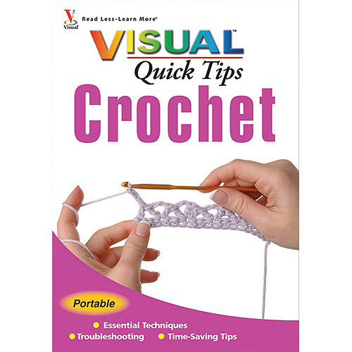 Wiley Publishers Visual Quick Tips Crochet