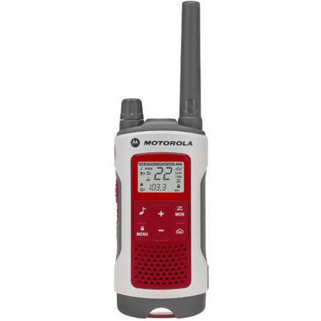 Motorola 35-Mile Talkabout T480 2-Way Radio