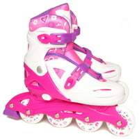 vilano adjustable inline skates for girls