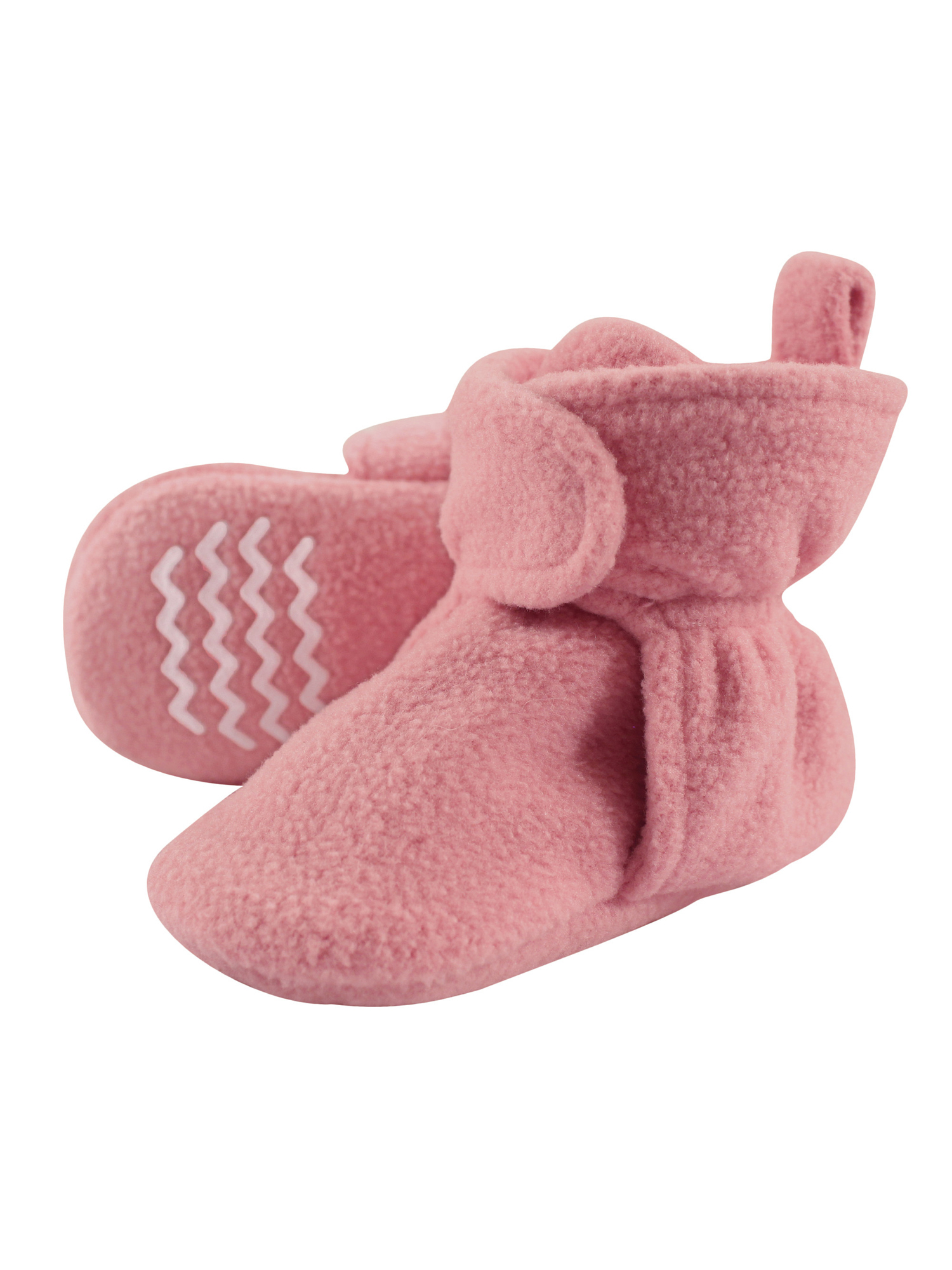 Toddler Girl Cozy Fleece Booties