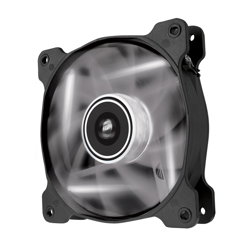 Corsair Corsair Air Series AF140 LED Quiet Edition High Airflow Fan - White - CO-9050017-WLED