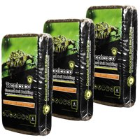 Galapagos Tropicoco Soil, Natural, 8qt Brick 3-PACK