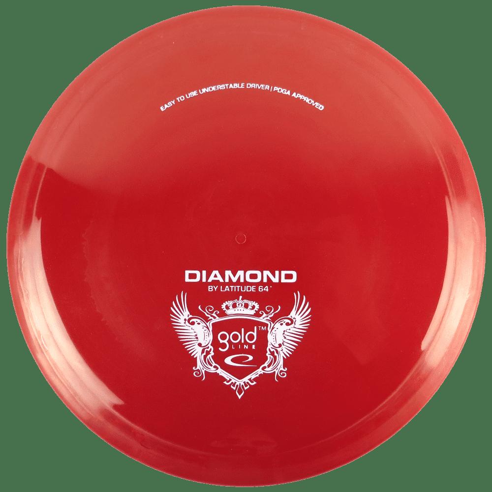 Latitude 64 Gold Diamond Light 150-159g Fairway Driver Golf Disc [Colors may vary] - 150-159g