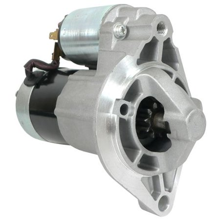 DB Electrical SMT0361 Starter For 4.0 4.0L Jeep Grand Cherokee 03 04 All / TK Series & Wrangler 03 04 05 06 with Manual Transmission / - Cherokee Parts Manual